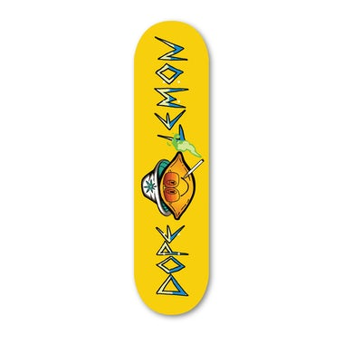 Dope Lemon Fear and Loathing / Skate Deck