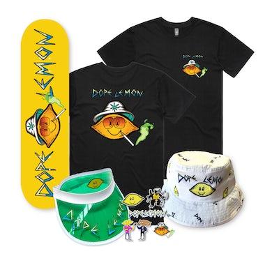 Dope Lemon Fear and Loathing Skate Bundle