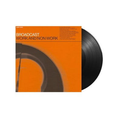 Work & Non Work Black Vinyl