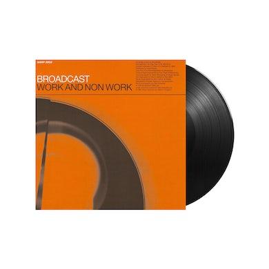 Broadcast / Work & Non Work Black Vinyl