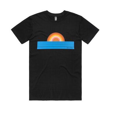 Birds Of Tokyo Weekend Sun Tee / Mens Black T-Shirt