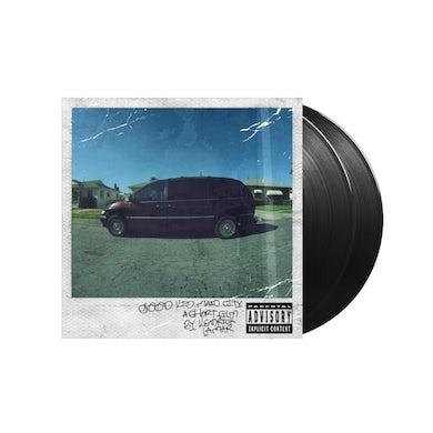 Kendrick Lamar / Good Kid, M.A.A.D City LP vinyl
