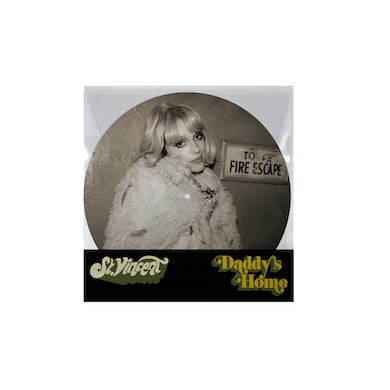 St. Vincent / 'Daddy's Home' Exclusive Picture Disc ***PRE-ORDER***