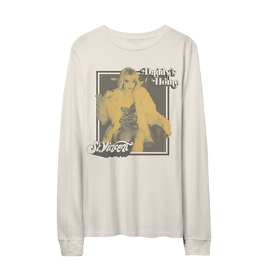 St. Vincent Daddy's Home / White Long Sleeve ***PRE-ORDER***