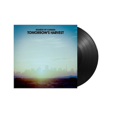 Boards Of Canada / Tomorrow's Harvest  2xLP vinyl