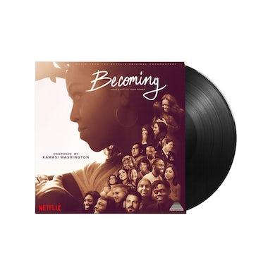 Kamasi Washington /  Becoming vinyl