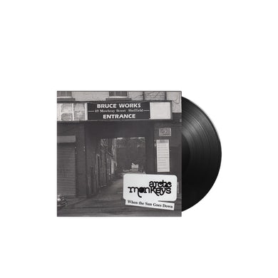 "Arctic Monkeys / When the Sun Goes Down 7""  vinyl"