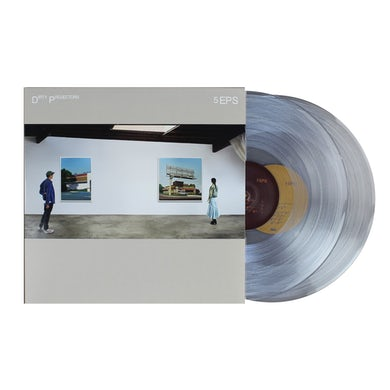 Dirty Projectors / 5EPs 2xLP vinyl