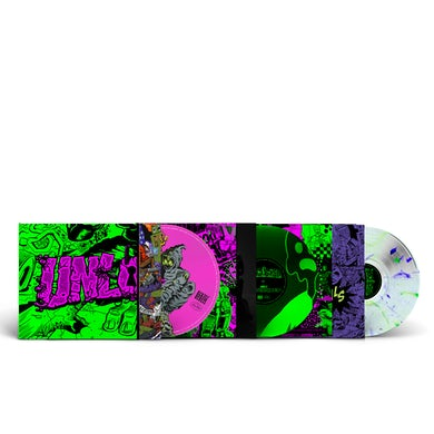 & Kenny Beats - Unlocked 3LP Definitive Edition ***PRE-ORDER*** (Vinyl)