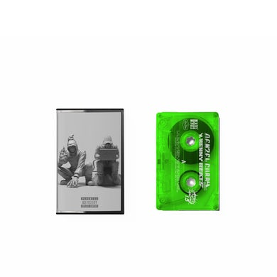 Denzel Curry & Kenny Beats - Unlocked 1.5 Cassette ***PRE-ORDER***