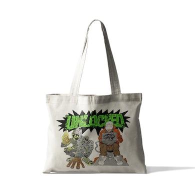 Denzel Curry & Kenny Beats - Unlocked 1.5 Tote Bag ***PRE-ORDER***