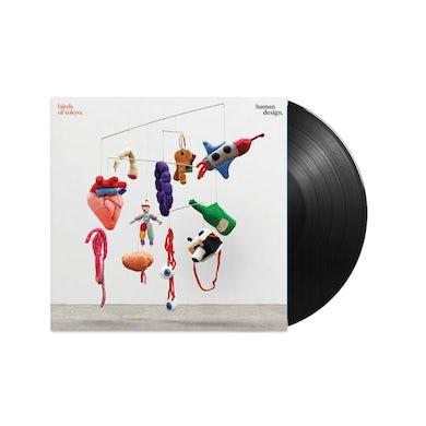 Birds Of Tokyo Human Design / Black LP (Vinyl)