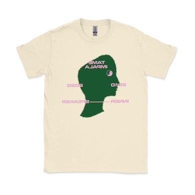 Tame Impala Inner Prickly Ying / Natural T-shirt