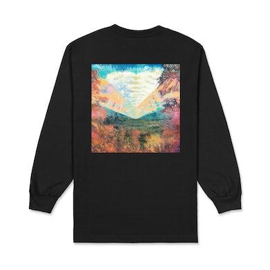 Tame Impala Inner Long / Black Long Sleeve T-shirt