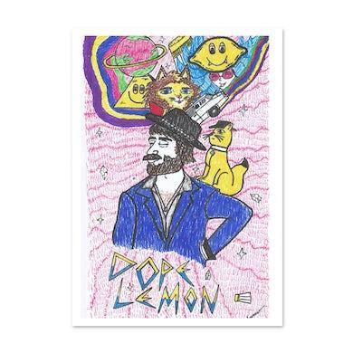 Dope Lemon #3 / A2 Poster