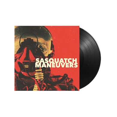 – Maneuvers (Black Vinyl)