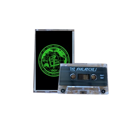 The Avalanches Gimix Mix Tape / Clear Cassette