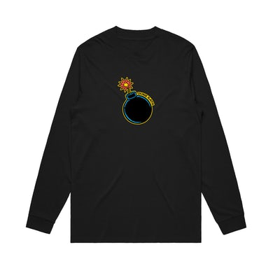 Dune Rats Rat Bomb / Black Long Sleeve