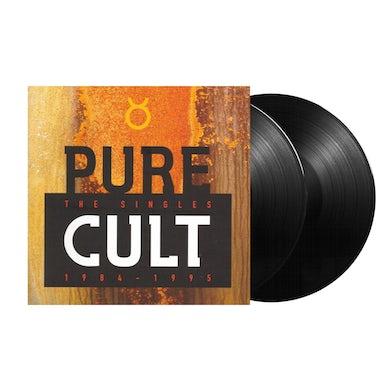 The Cult / Pure Cult / The Singles 1984-1995  2xLP Vinyl