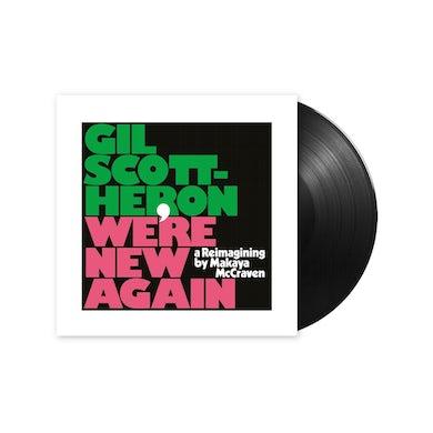 We're New Again - a Reimagining by Makaya McCraven Vinyl