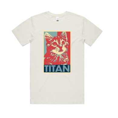 Titan / Natural T-Shirt ***PRE-ORDER***