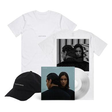 First Contact Tee & Deluxe Vinyl & Hat Bundle