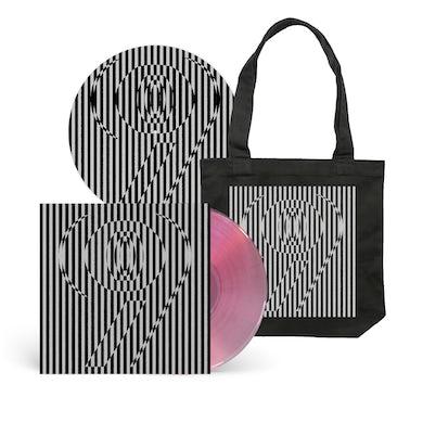 9 / Lunettes Pink Vinyl + Slipmat + Tote Bundle