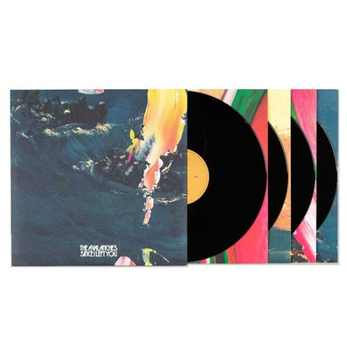 The Avalanches / Since I Left You (20th Anniversary Deluxe Vinyl)  4LP