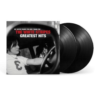 The White Stripes / Greatest Hits  2xLP Vinyl