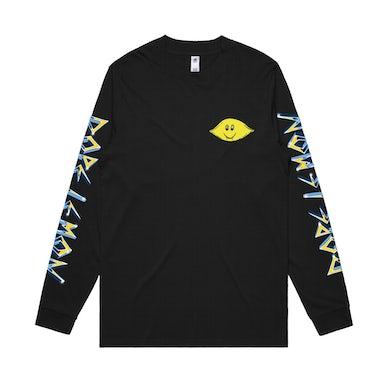 Dope Lemon Lemon Fang / Black Long Sleeve