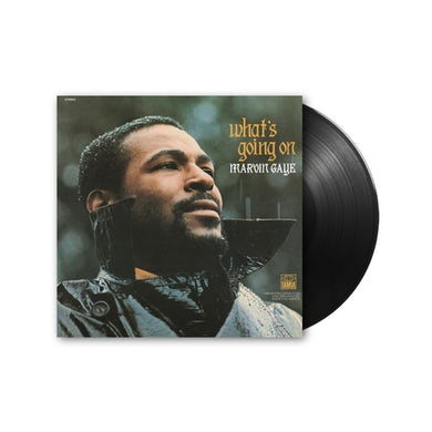 Classics Marvin Gaye / What's Going On? LP Vinyl