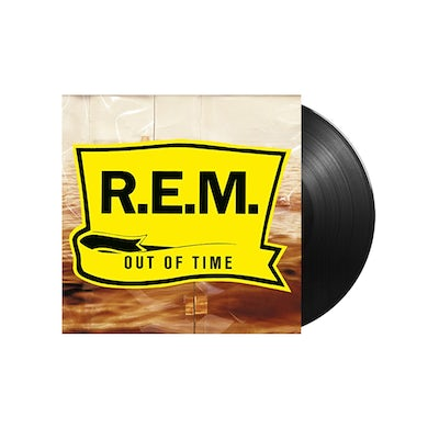 Classics R.E.M /  Out Of Time (25th Anniversary Edition) LP Vinyl