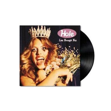 Classics Hole / Live Through This LP  Black Vinyl