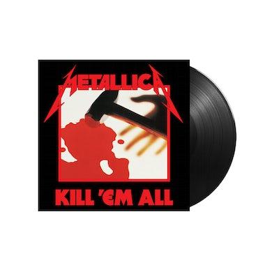 Metallica / Kill 'em all LP Vinyl