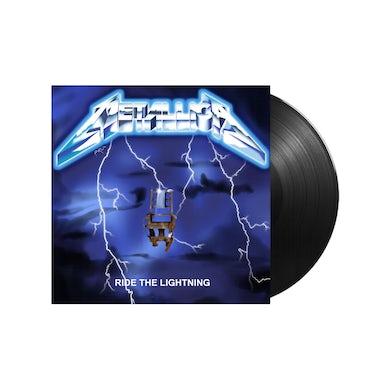 Metallica / Ride The Lighting LP Vinyl