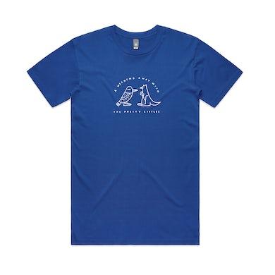 The Pretty Littles A Weekend Away / Blue T-shirt