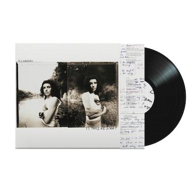 Is This Desire? LP vinyl
