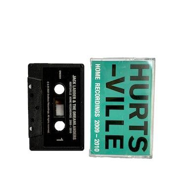 Jack Ladder Hurtsville Home Demos / Cassette Tape