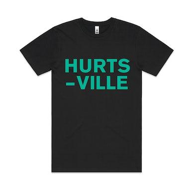 Jack Ladder Hurtsville / Black T-shirt