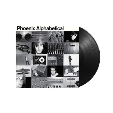 Alphabetical LP Vinyl