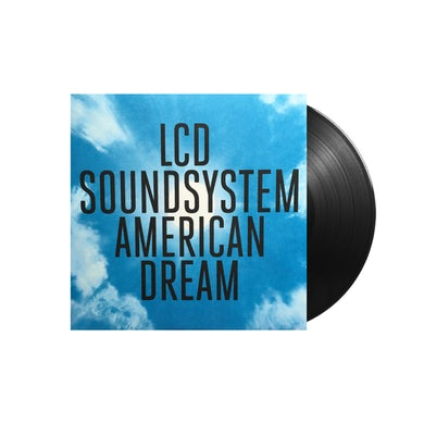 LCD Soundsystem / American Dream 2xLP Vinyl