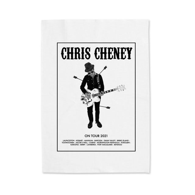 Chris Cheney