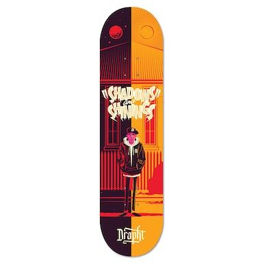 Drapht Shadows and Shinings / Skateboard ***PRE-ORDER***