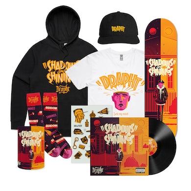 Drapht Shadows and Shinings Skaters Vinyl Bundle ***PRE-ORDER***
