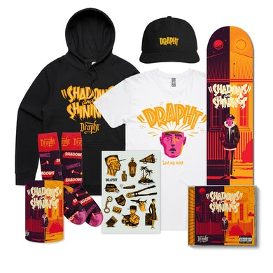 Drapht Shadows and Shinings Skaters CD Bundle ***PRE-ORDER***