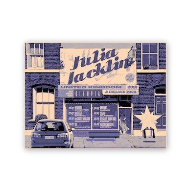 Julia Jacklin United Kingdom A2 Poster
