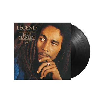 Classics Bob Marley / Legend: The Best of LP (Vinyl)