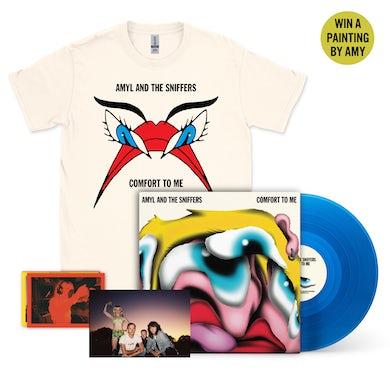 Grumpy Face Aus Indie Blue Vinyl Bundle ***PRE-ORDER***