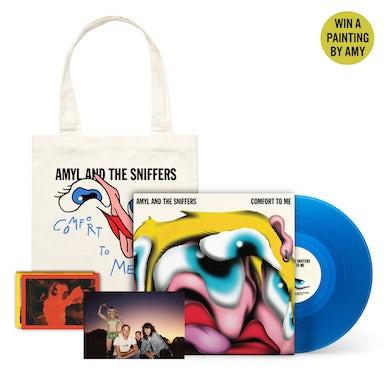 Sliding Face Aus Indie Blue Vinyl Bundle ***PRE-ORDER***