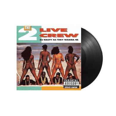 Classics 2 Live Crew /  As Nasty As They Wanna Be 2xLP Vinyl